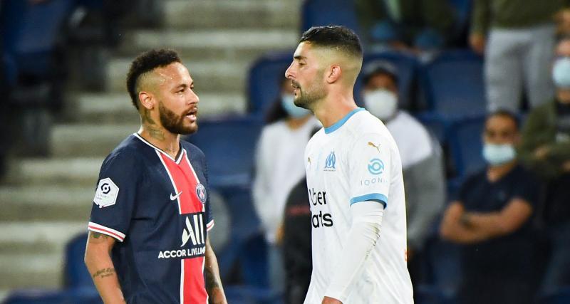 "PSG - OM (0-1) : Alvaro Gonzalez aurait bien insulté Neymar de ""singe"""