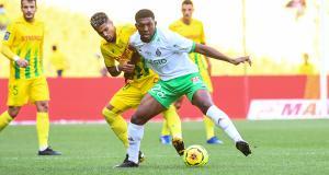Résultat Ligue 1 : l'ASSE a fini par craquer face au FC Nantes (2-2)