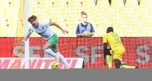 FC Nantes – ASSE (2-2) : Aouchiche, Neyou, Fofana ... Le bilan mitigé du nul des Verts