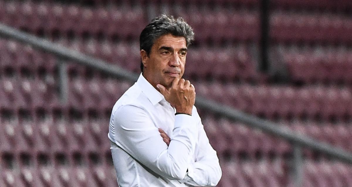 Metz - Stade de Reims (2-1) : David Guion trouve des motifs pour calmer l'inquiétude
