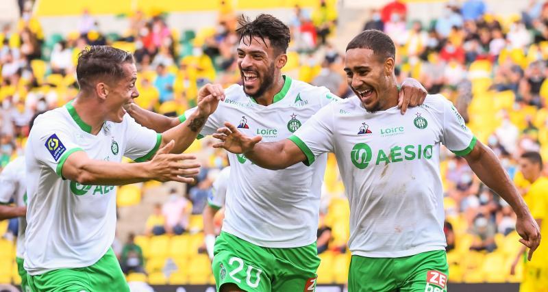 FC Nantes – ASSE (2-2): les notes des Verts, accrochés pour la première fois cette saison!