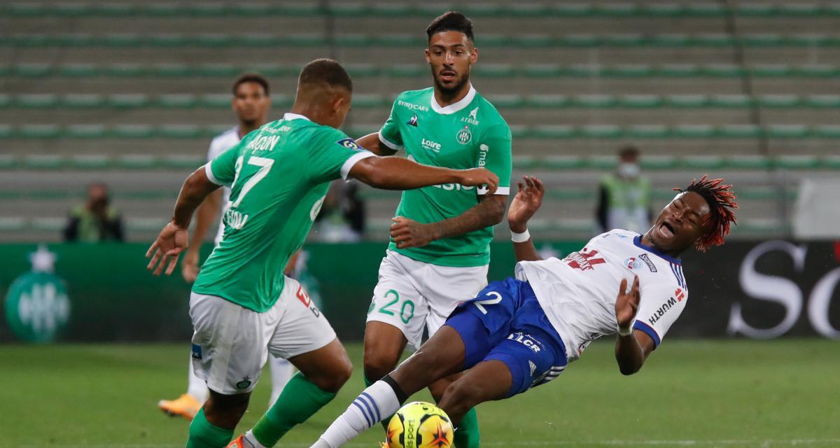 OL, Stade Rennais - Mercato : Simakan (RC Strasbourg) reste de marbre face aux sollicitations