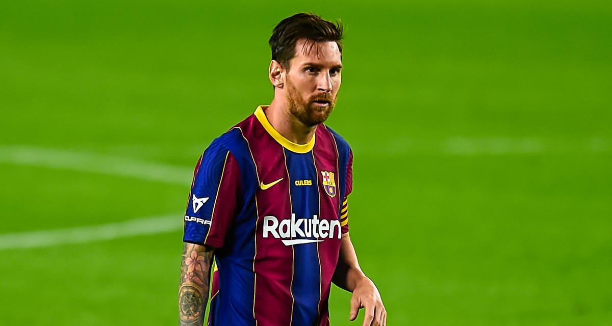 FC Barcelone – Mercato : Messi voit déjà une situation tendue émerger dans le vestiaire