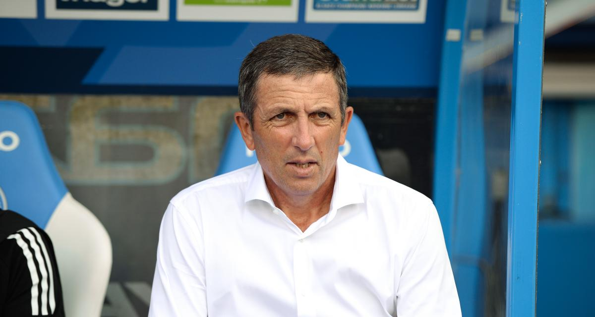 RC Strasbourg – Mercato : Thierry Laurey hésite entre un flop de l'OL et un ex de l'ASSE