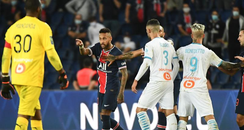 PSG – OM (0-1): «Chinois de ...», Neymar également coupable d'un acte raciste ?