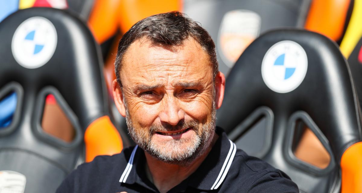 RC Lens : un ancien a craint le pire pour Franck Haise et ses hommes