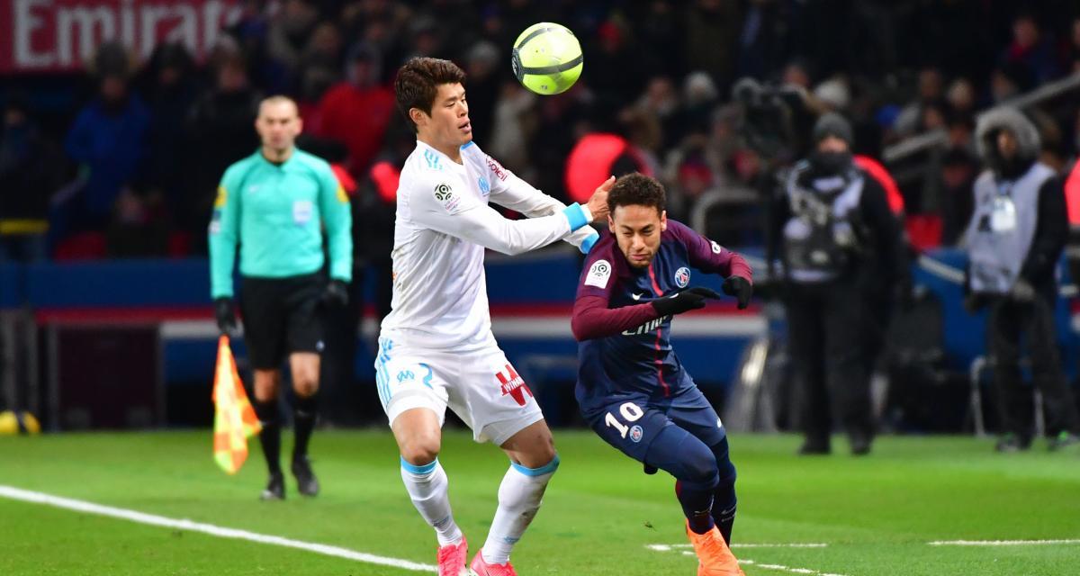 OM : l'affaire Neymar - Sakai fait tousser le PSG