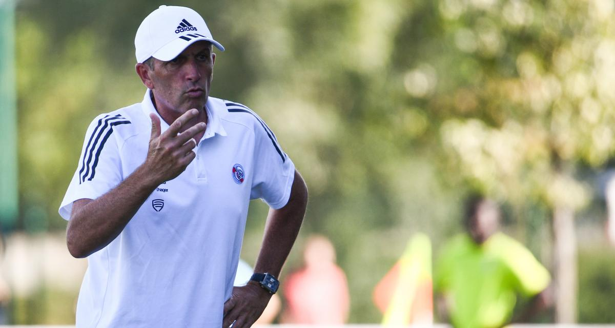 RC Strasbourg - Mercato : Laurey a tranché entre Aholou, Amadou et Lucas