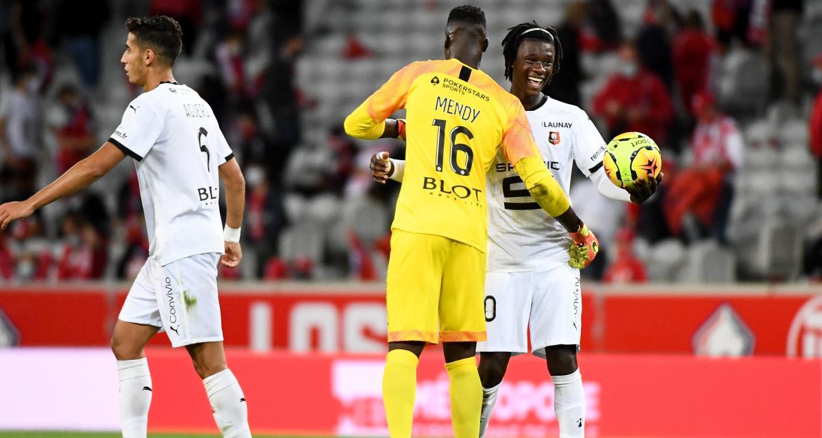 Stade Rennais - Mercato : Mendy file à Chelsea (officiel)