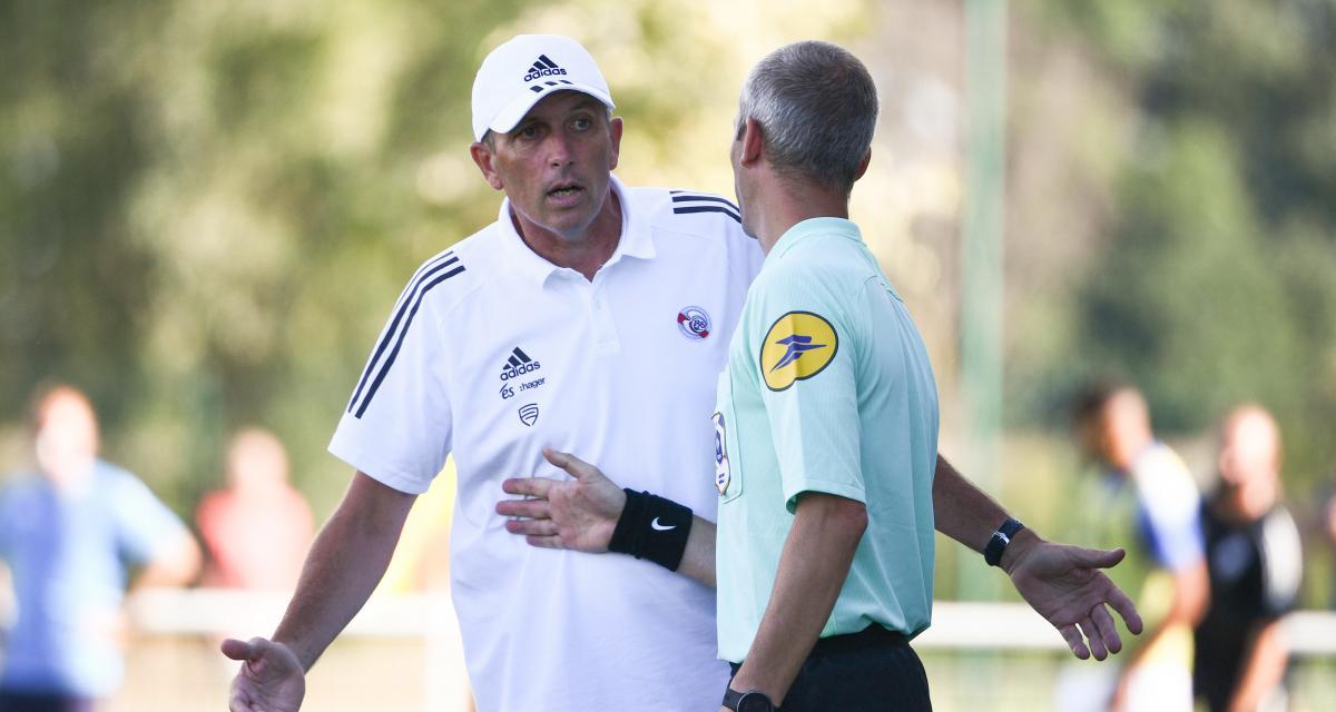 RC Strasbourg: Laurey s'embrouille avec un joueur, Aholou va arriver en prêt