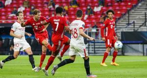Résultat: le Bayern Munich remporte la Supercoupe d'Europe face à Séville (2-1 ap.)