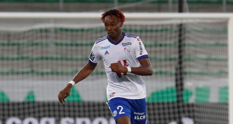 RC Strasbourg – Mercato : l'OL et le Stade Rennais mis sous pression pour Simakan ?