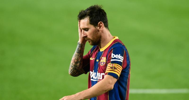 FC Barcelone – Mercato : Messi miné par le départ de Luis Suarez, Lautaro pour le consoler ?