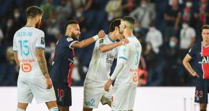 PSG – OM (0-1) : Alvaro en mission pour faire disjoncter Neymar et Di Maria ?