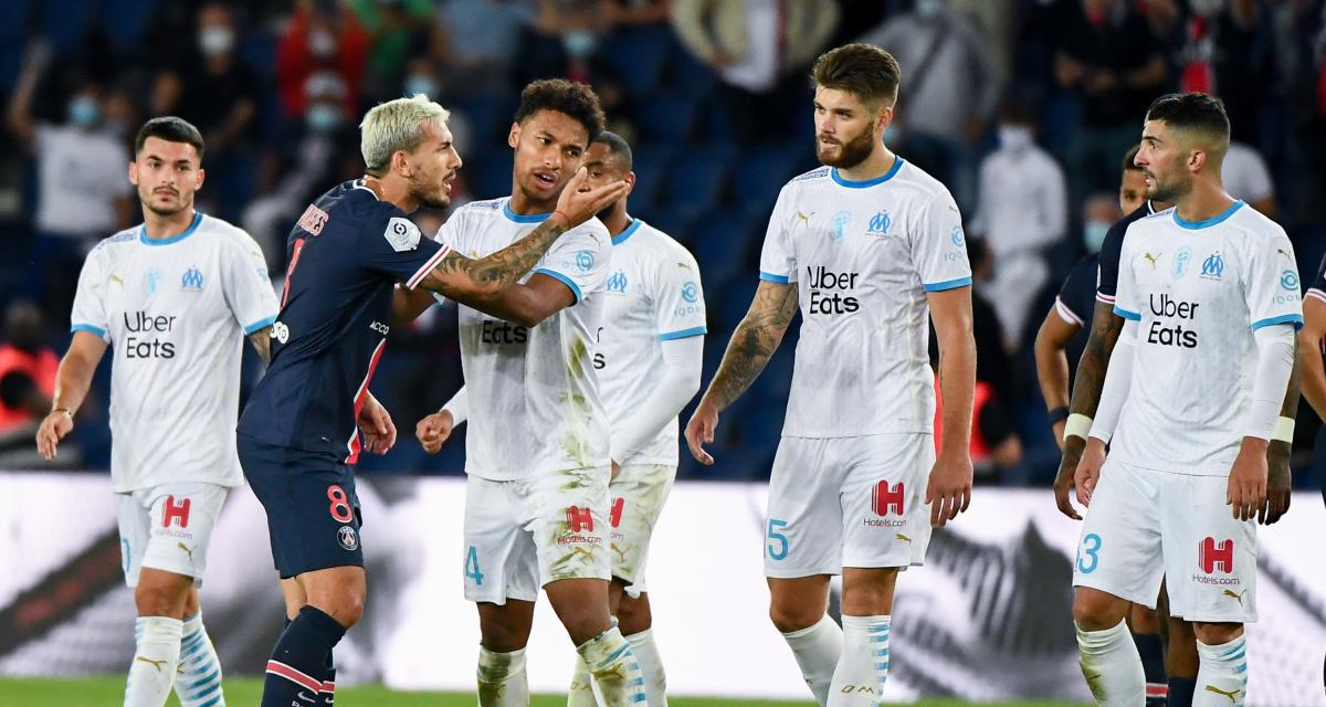 PSG – OM (0-1) : le clash Alvaro – Neymar occulte une autre brouille qui a laissé des traces