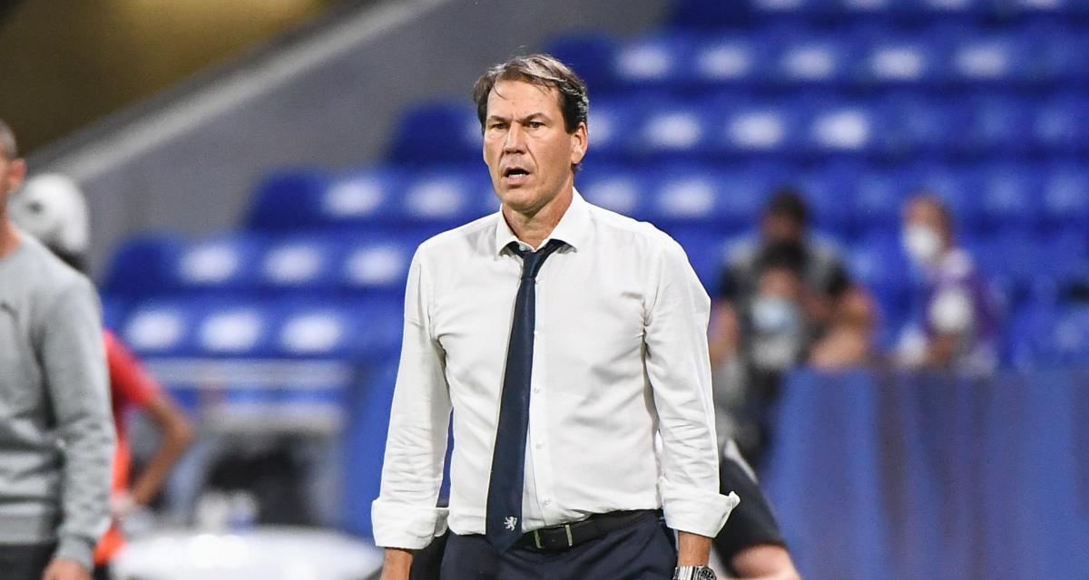 OL : Garcia a un vœu pour le Mercato et évacue les tensions en interne