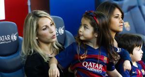 FC Barcelone: le départ de Luis Suarez a aussi mis en émoi madame Messi