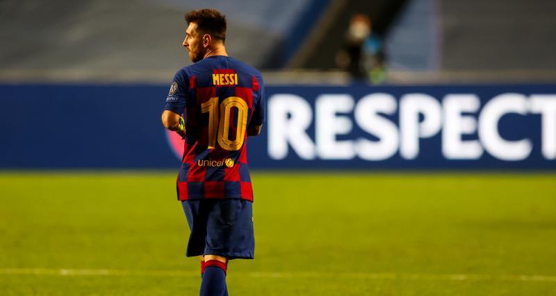 FC Barcelone : le coup de sang de Messi va lui coûter très cher au Mercato