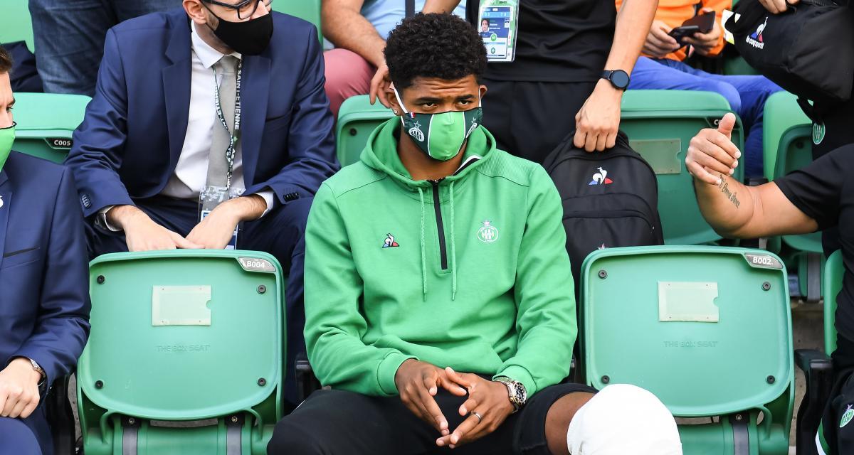 ASSE - Stade Rennais : Neyou, Fofana et Tormin sont bien dans le groupe des Verts !