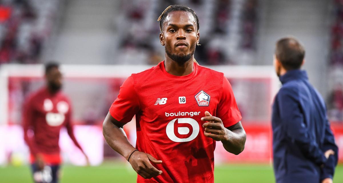 Ligue 1 : LOSC - FC Nantes, les compos (Sanches et Kolo Muani titulaires)