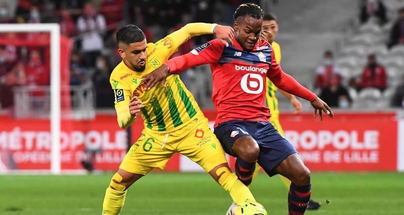 LOSC - FC Nantes (2-0) : les 3 TOPS et les 3 FLOPS du match