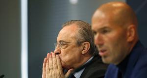 Real Madrid - Mercato : un ancien du PSG ravive les tensions entre Pérez et Zidane
