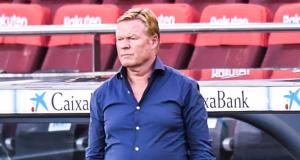 FC Barcelone - Mercato : Koeman met les choses au point avec Messi