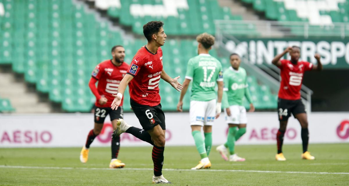 ASSE - Stade Rennais (0-3) : les Tops et les Flops du choc entre leaders