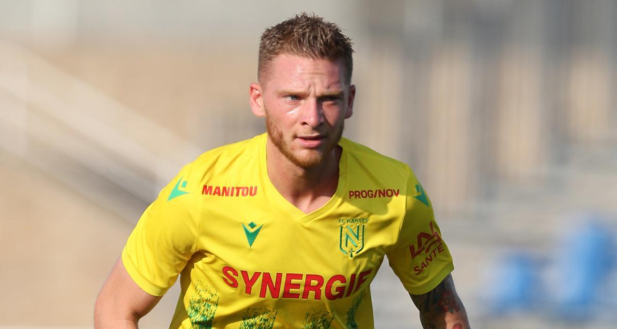 FC Nantes : le message touchant de Philippe Emond à son fils
