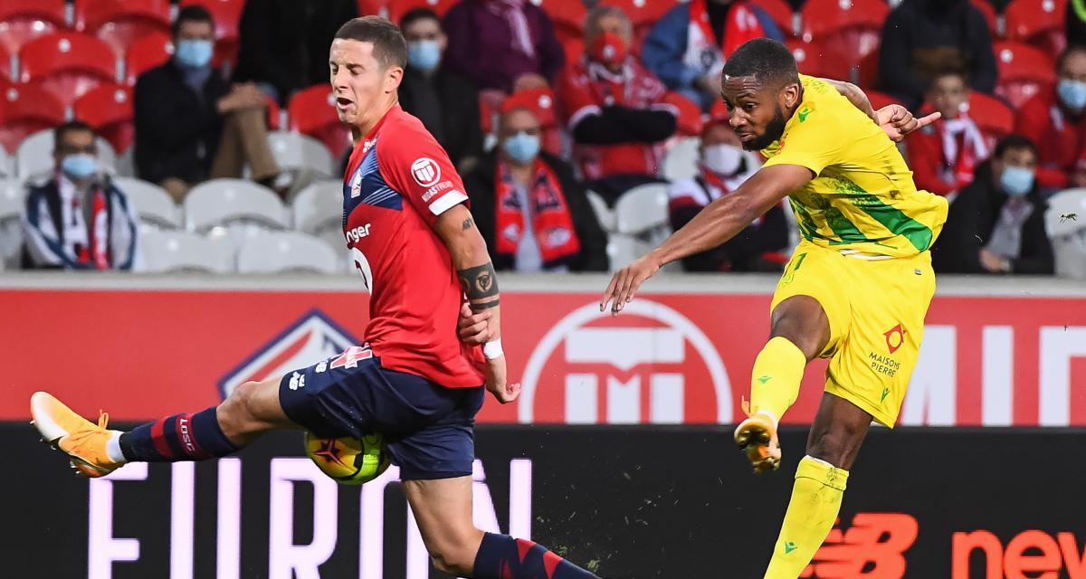 FC Nantes: Moses Simon n'est pas le seul protégé de Gourcuff à galérer actuellement