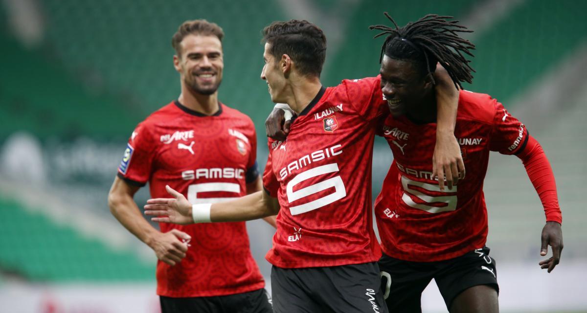 ASSE – Stade Rennais (0-3): Ménès s'enflamme pour Rennes et fait son Mea culpa avec une recrue