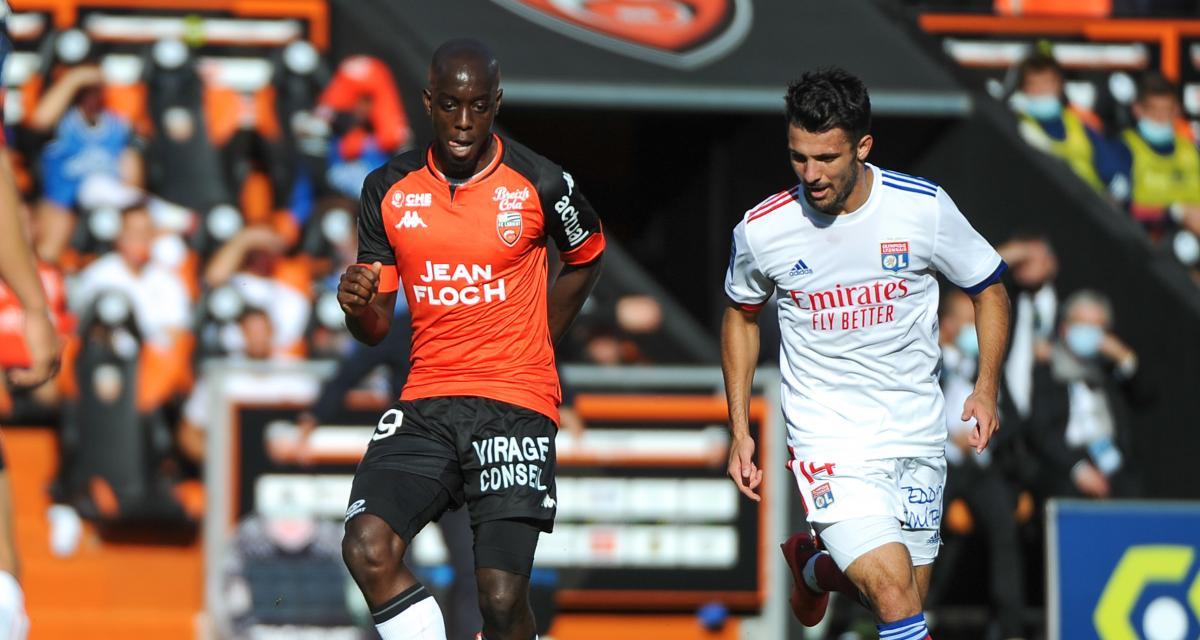 Résultat Ligue 1 : l'OL déçoit encore à Lorient (1-1, score final)