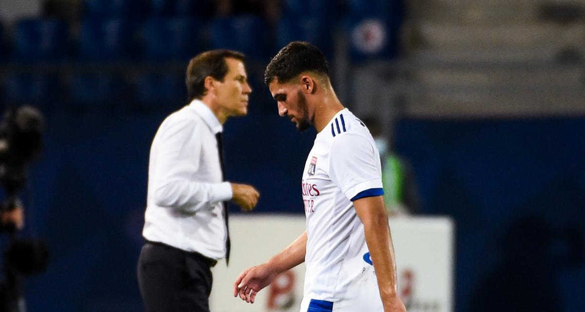 FC Lorient – OL (1-1): Aouar et Garcia démentent l'impact du Mercato