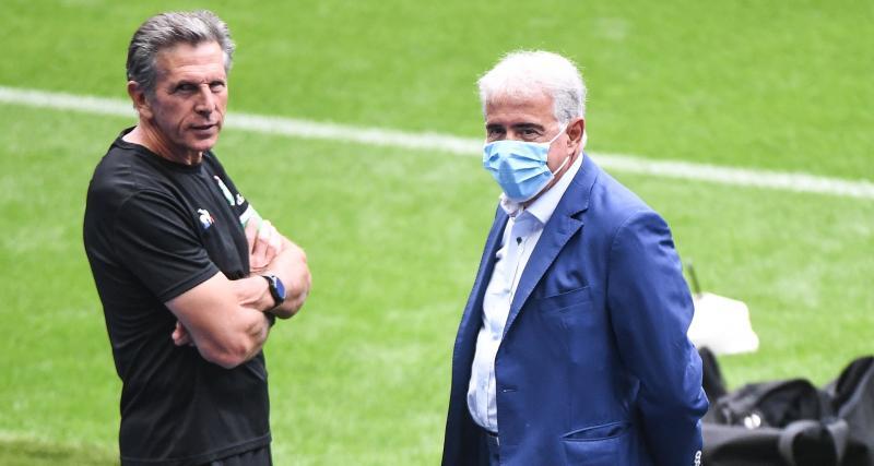 ASSE – Mercato: Bernard Caïazzo prend position dans le dossier Fofana!