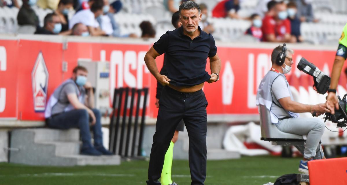 LOSC - FC Nantes (2-0) : Galtier a accordé une belle récompense aux Dogues