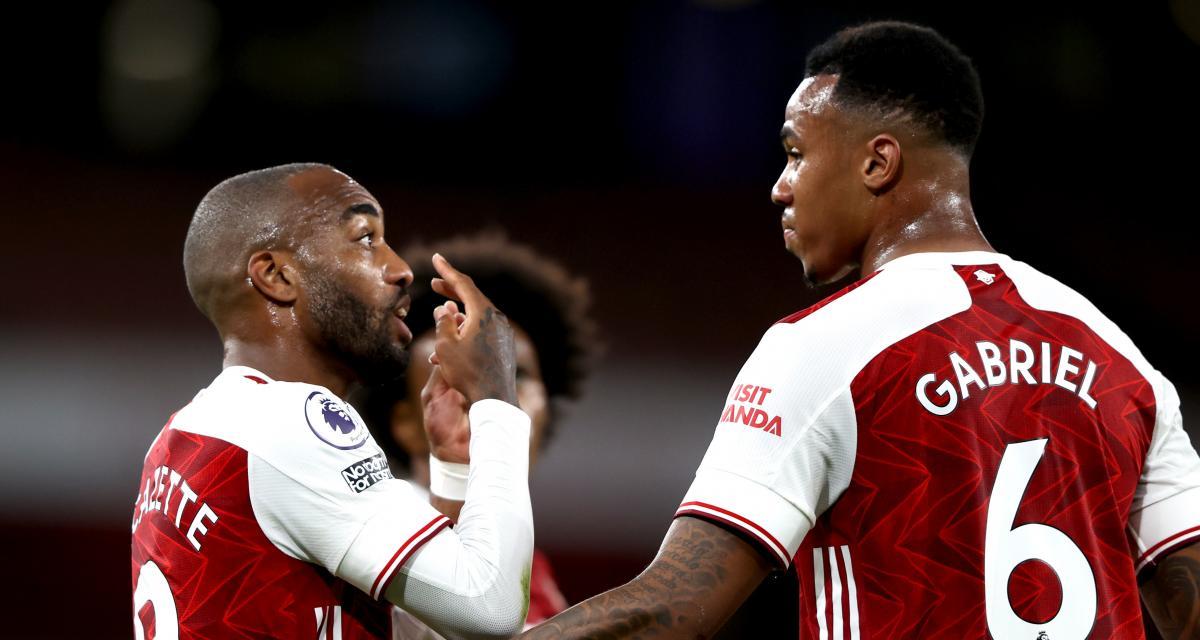 LOSC - Mercato : Gabriel est déjà indispensable à Arsenal
