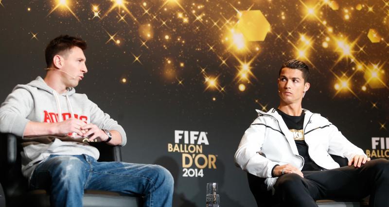 Juventus, FC Barcelone : Ronaldo devancé par Messi dans un classement qui lui tient à cœur