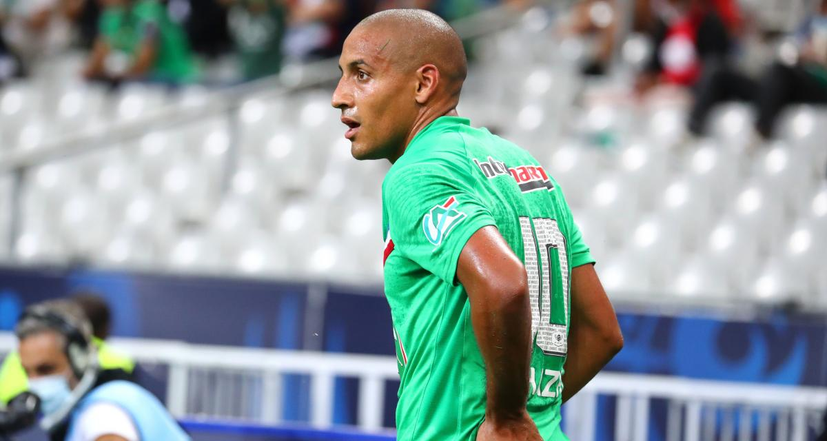 ASSE - Mercato : la rumeur Khazri enfle au FC Nantes