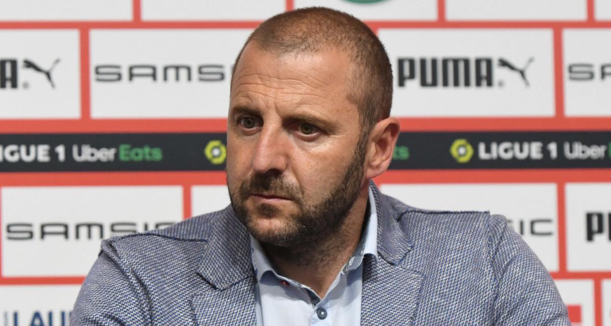 Stade Rennais - Mercato : Maurice freine un nouveau dossier après Reine-Adélaïde (OL) !