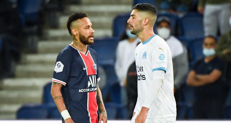 PSG - OM (0-1) : le dossier de l'OM sur Gonzalez fait trembler le PSG pour Neymar !