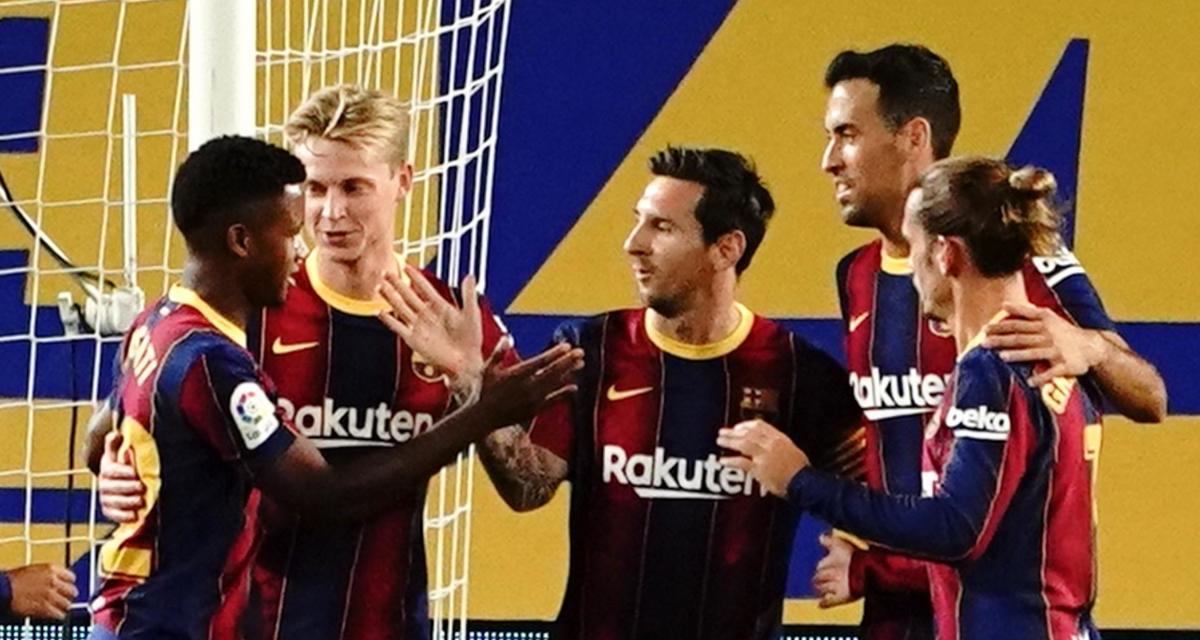FC Barcelone : fin de la Messi dépendance ?