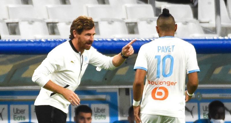 OM : Di Méco se paye Villas-Boas et Payet