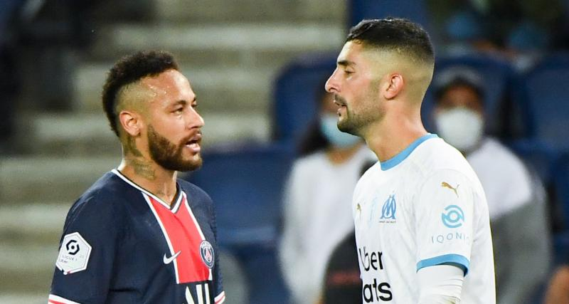 PSG - OM (0-1) : le président de la commission justifie l'absence de sanctions contre Neymar et Alvaro