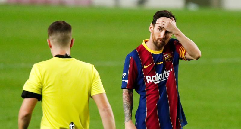 FC Barcelone – Mercato: Messi mettrait des bâtons dans les roues à Depay (OL), une piste surprise à Monaco?