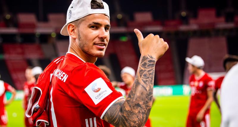 ASSE, PSG – Mercato: Lucas Hernandez a failli venir en L1 mais c'était chez les Verts!