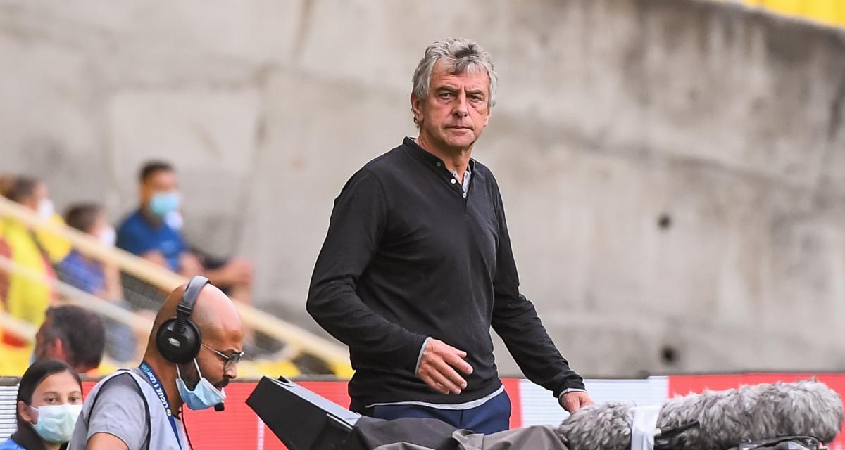 FC Nantes: Gourcuff en appelle au déclic à Nice et reste en retrait du Mercato