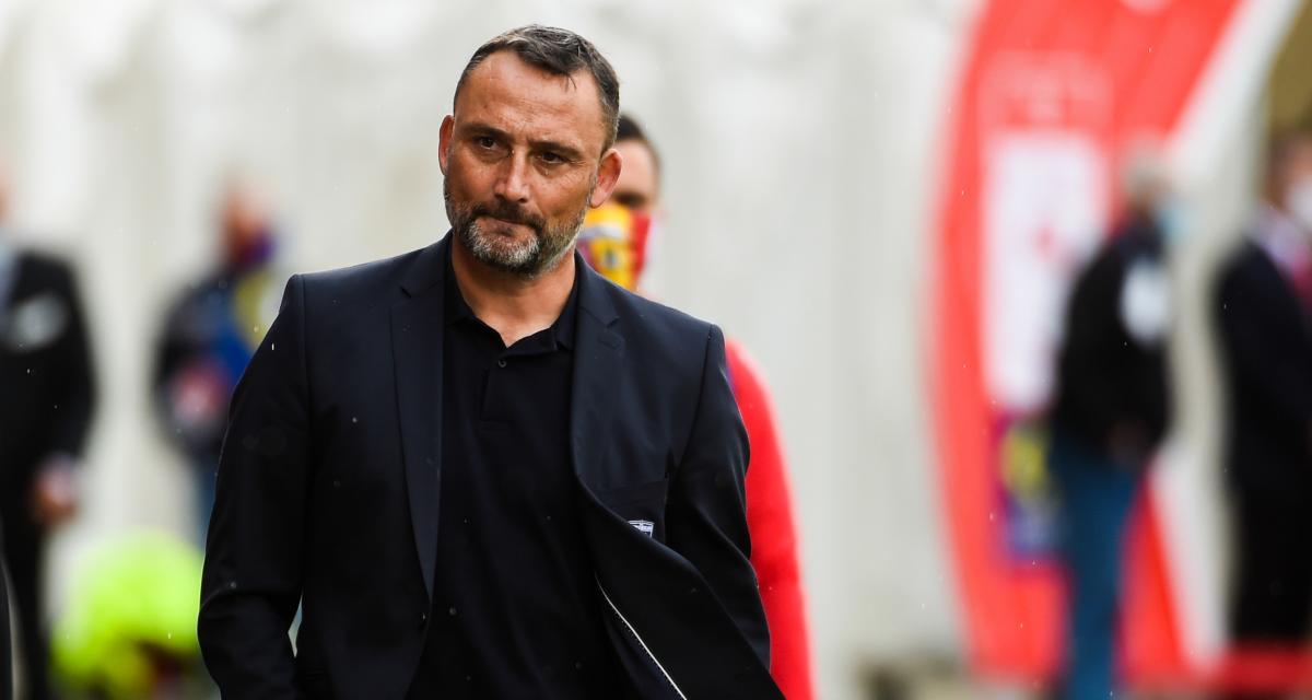 RC Lens: les blessés, Medina, l'ASSE... Les mots de Franck Haise avant les Verts