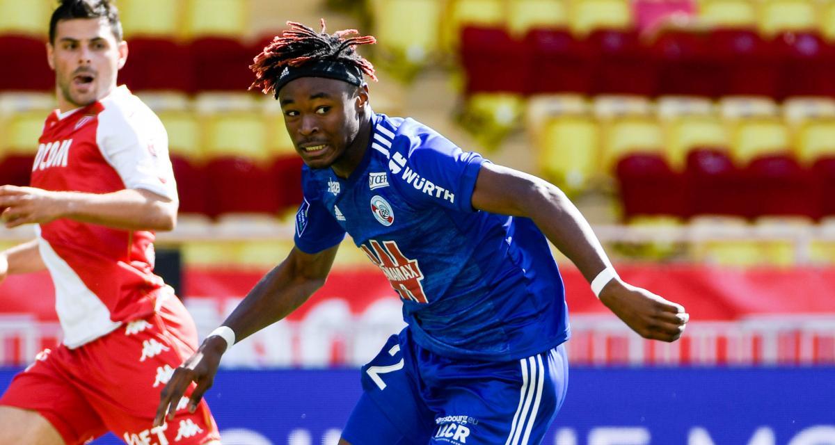 RC Strasbourg - Mercato : le Racing profite à fond du transfert de Fofana (ASSE) à Leicester