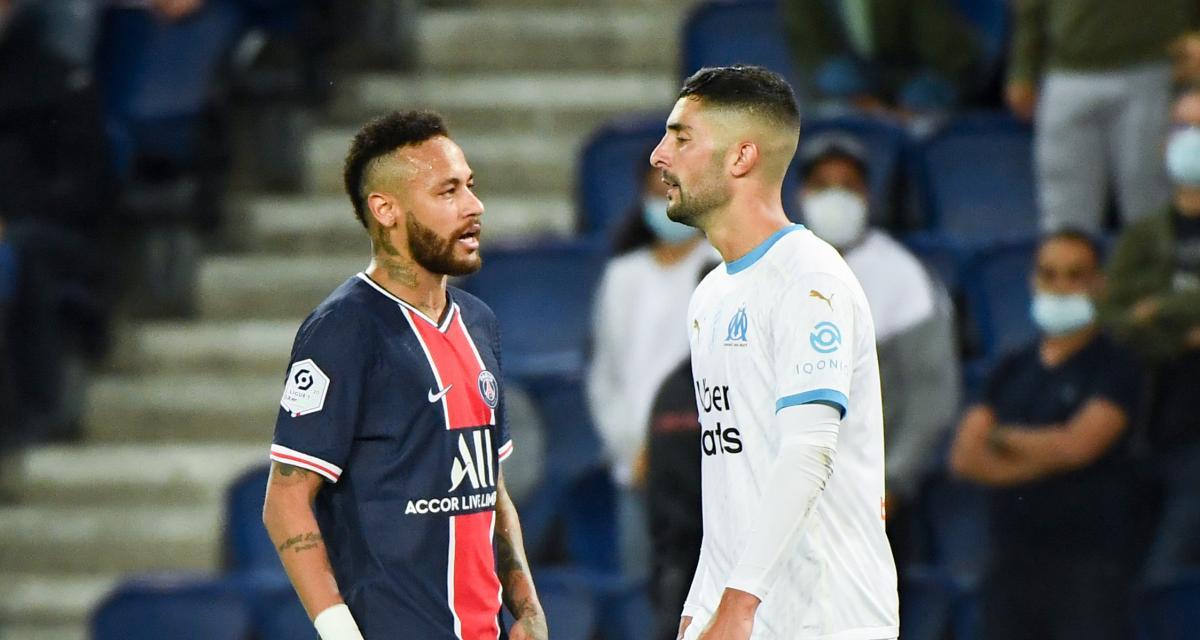 PSG – OM (0-1) : Alvaro pourrait finalement porter plainte contre Neymar !