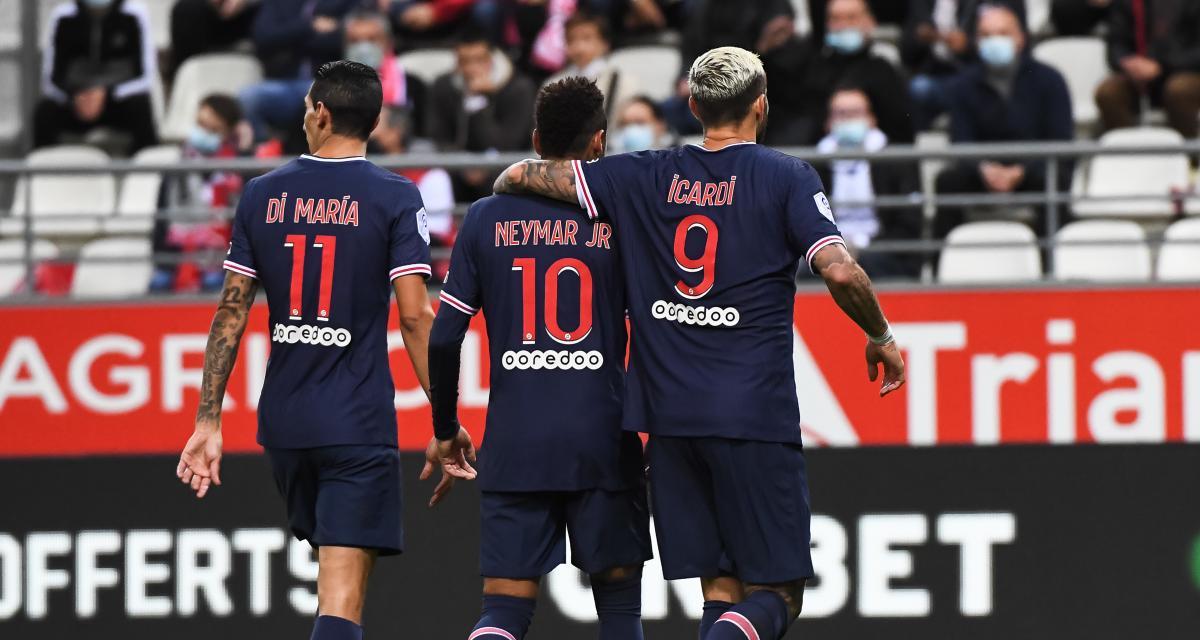 PSG – OM (0-1) : Neymar, Di Maria... Le Clasico a créé des tensions dans le vestiaire parisien